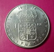 Sweden 1 Kroner 1972 - Schweden