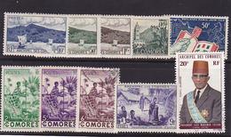 Archipel Des Comores Petit Lot Neuf Et Oblit. -