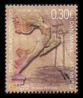 Montenegro 2016 Mih. 400 Postal And Telegraphic Museum MNH ** - Montenegro