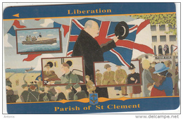 JERSEY ISL. - Liberation 06/Liberation, CN : 39JERF(normal 0), Tirage 15000, Used - United Kingdom