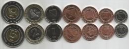 Bosnia And Herzegovina 2005/2013.  Complete  Coin Set  UNC - Bosnia Erzegovina