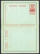 C-L N° 18 - Timbre Type Du COB N° 123 - Non Circulé - Not Circulated - Nicht Gelaufen. - Entiers Postaux