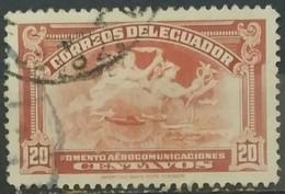 ECUADOR. USADO - USED. - Ecuador