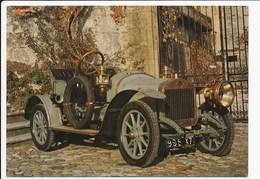 Carte Format 15 X 10 Cm Collection Du Ministre Georges Filipinetti Château De Grandson Delage 1910 Modèle Course - Voitures De Tourisme