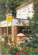 Bourg-de-Péage (Drôme), Route De Valence - Hôtel-Restaurant Au N'Importe'où - Edition Marcel Porte - Carte Non Circulée - Hotels & Restaurants
