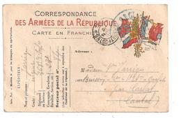 Correspondance Des Armées-(B.6937) - Patriotiques