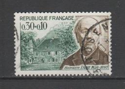 FRANCE / 1966 / Y&T N° 1475 : Hippolyte TAINE - Cachet Rond - Oblitérés