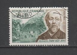 FRANCE / 1966 / Y&T N° 1475 : Hippolyte Taine - Usuel - Oblitérés