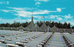 Sheila New Brunswick Canada - Shrine Sanctuaire - Virgin Mary - Salette - 2 Scans - Nouveau-Brunswick