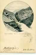 CHILI - Viaje Cordillera - Ei Salto Del Soldado,  - N° 7 - Chili
