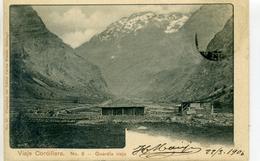 CHILI - Viaje Cordillera - Guardia Vieja - N° 9 - Chile