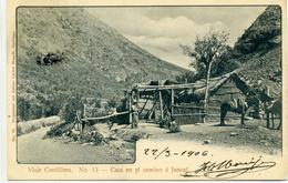 CHILI - Viaje Cordillera - Casa En El Camino à Juncal - N° 13 - Chili