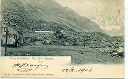 CHILI - Viaje Cordillera - Juncal - N° 15 - Chili