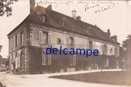 CHATENAY  ABBAYE De PREUILLY - 3 Photos Originale De L'Éditeur '' ARTISTIC ''  ( Seine Et Marne ) - Lieux