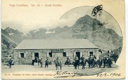 CHILI - Viaje Cordillera - Hotel Portillo - N° 16 - Chili