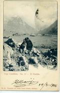 CHILI - Viaje Cordillera - Ei Portillo - N° 17 - Chile