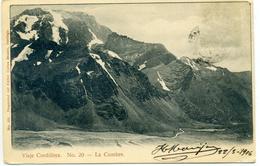 CHILI - Viaje Cordillera - La Cumbre - N° 20 - Chile