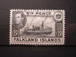 BEAU TIMBRE DE FALKLAND N° 91B , XX !!! (a) - Falkland