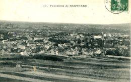 N°31550 -cpa Nanterre -panorama- - Nanterre