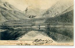 CHILI - Viaje Cordillera - Volca Aconcagua, Laguna Negra - N° 21 - Chile