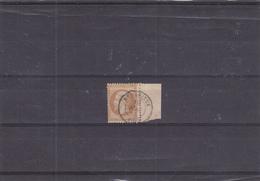 France - Yvert 21 Oblitéré - Valeur 10 Euros - 1862 Napoleon III