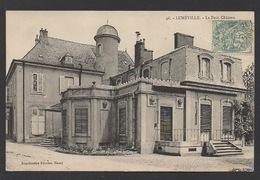 DF / 54 MEURTHE ET MOSELLE / LUNÉVILLE / LE PETIT CHÂTEAU / CIRCULÉE EN 1905 - Luneville