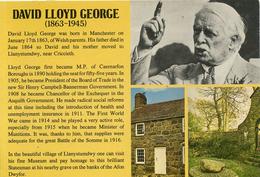 DAVID LLOYD GEORGE  M371 - People