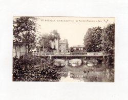 """66827    Francia,   Bourges,  Les Bords  De L""""Yevre,  Le Pont De L""""Avenue De La Gare,  NV - Bourges"""