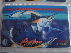 GPT Phonecard From Turks & Caicos - Billfish - 85CTCA