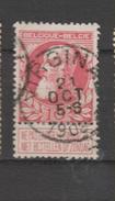 COB 74 Oblitéré VIRGINAL Catalogue COBA 2016 +4 - 1905 Grove Baard