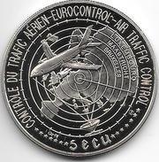 *5 Ecu Air Trafic Control 1996,look !!! - Monnaies