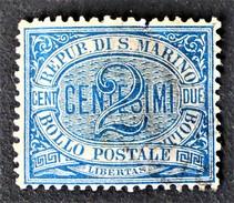 EMISSION 1892/94 - OBLITERE - YT 12 - MI 12 - Saint-Marin
