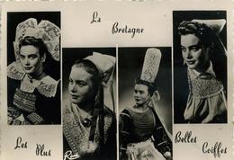 EN BRETAGNE - LES PLUS BELLES COIFFES BRETONNES M411 - Fashion