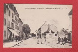 Héricourt --  Faubourg De Belfort - Autres Communes