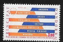 TIMBRE N° 333    ANDORRE FRANCAIS  -  NEUF   - 1984 - French Andorra