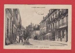 Luxeuil Les Bains --  Grande Rue Carnot - Luxeuil Les Bains