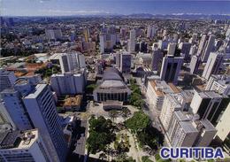 BRAZIL - 13 POSTCARDS - MANY CURITIBA - Curitiba