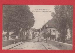 Marnay  --  Grande Rue - Autres Communes