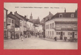 Gray--  Rue Thiers - Gray