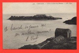 CANCALE -  L'Ile Et Le Fort Des Rimains. - Cancale