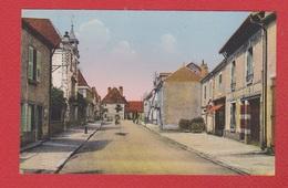 Conflans Sur Lanterne  --  Rue Jules Ferry - Autres Communes