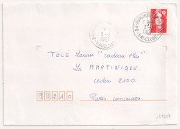 84 AVIGNON ENTREPOT Vaucluse. 1997 - Postmark Collection (Covers)