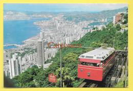 CHINE HONG KONG  Peak Tramway - Chine (Hong Kong)