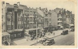 COXYDE-BAINS : Avenue De La Mer - RARE VARIANTE - Koksijde