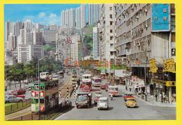 CHINE HONG KONG  Causeway Road - Chine (Hong Kong)