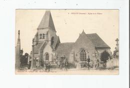 ROLLOT (SOMME) 8 EGLISE DE LA VILLETTE  1906 - France
