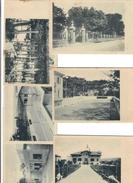 Senigallia Colonie Marine Edizine Ferrovie Dello Stato Associazione Nazionale Fascista C.1942 - Senigallia