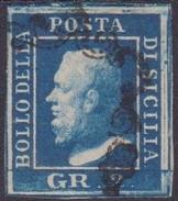 ASI SICILIA 2 Gr. 8c Usato - Sicile