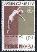 PIA - INDONESIE - 1962 : 4° Giochi Asiatici A Giacarta - (Yv 289)