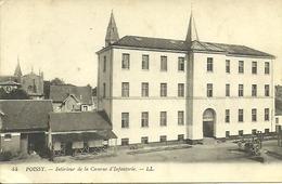 POISSY...intérieur De La Caserne D'Infanterie.....14 X 9 - Poissy